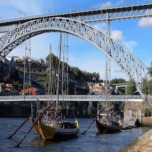 Ponte D. Luis I no Porto